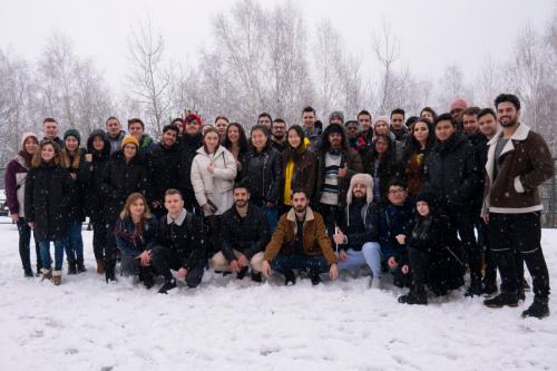 Erasmus Welcome Days at UITM