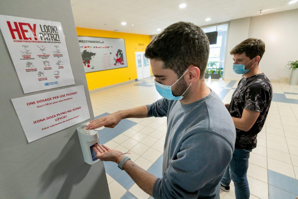 Pandemic regulations at UITM