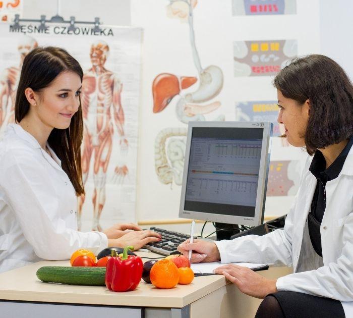 dietetics job