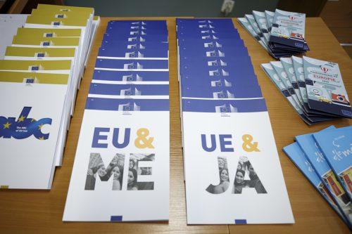 Europe day books